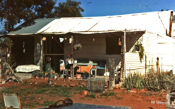 Old Andado Homestead - June 1990