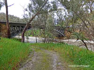 The Gumeracha Bridge